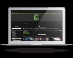 Sitios web y tiendas virtuales